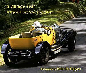 A Vintage Year 2009 by Peter McFadyen