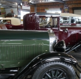 Automobile Driving Museum Marque