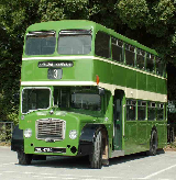 Isle of Wight Bus Museum Marque