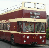 Keighley Bus Museum Marque