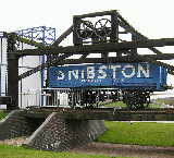 Snibston Discovery Park Marque
