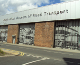 The North West Museum of Road Transport Marque